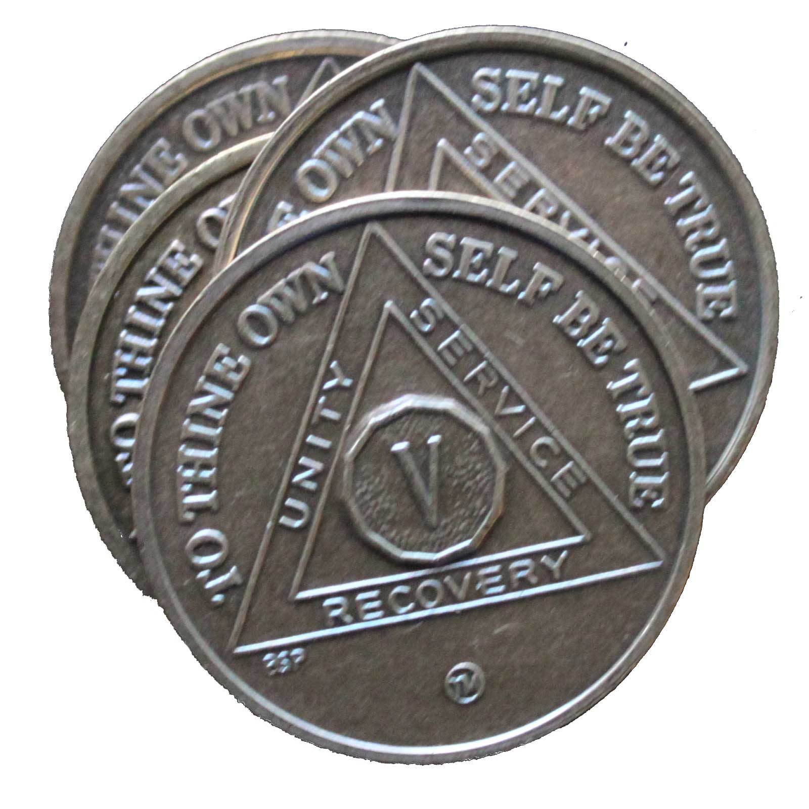 Group Ordering Bronze AA Medallions