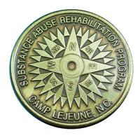 Court & Rehab Coins