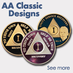 Classic AA Medallion Designs