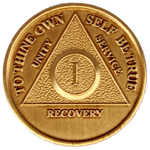 Bronze AA Medallions