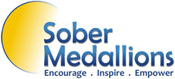 Sober Medallions AA Recovery Coins