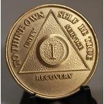 Wendell's Bronze Anniversary Medallions