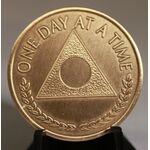 Al-Anon Anniversary Medallion