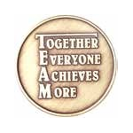 Together Everyone Achieves More-Roll of 25