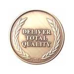 Commitment to Excellence Medallion Roll of 25