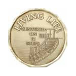 Living Life Medallion Roll of 25