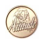 Attitude Medallion Roll of 25