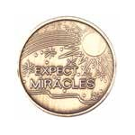 Expect Miracles Medallion Roll of 25