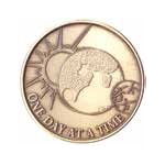 "Earth ""One Day at a Time""  Medallion Roll of 25"