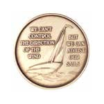 Sails Bronze Medallion -Roll of 25