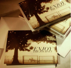 Enjoy The Journey - Card Package