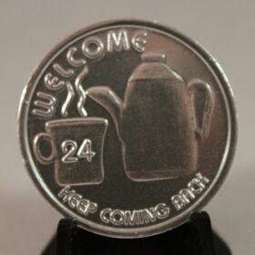 Coffee Pot Welcome AA Token
