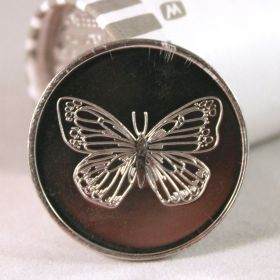 Butterfly Recovery Coin in Aluminum