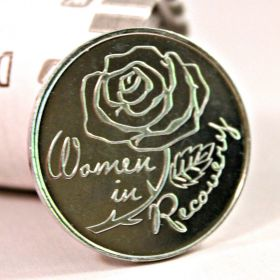 Women in Recovery AA Coin -  Roll of 25