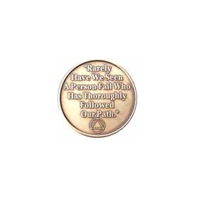 Recovery Works Medallion -Roll of 25