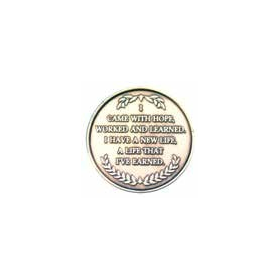 Veterans in Recovery Medallion -Roll