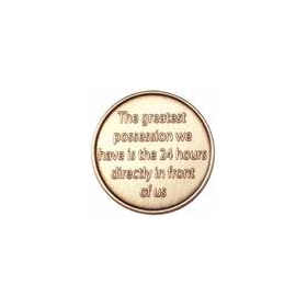 One Day at a Time Medallion Roll of 25
