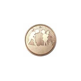 Seeds Bronze Medallion -Roll of 25