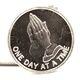 Praying Hands Aluminum Desire Chip
